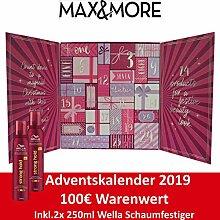 MaxMore Adventskalender 2019 Beauty Advent