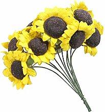Maxtapos 1 Blumenstrauß mit 10 Blüten aus