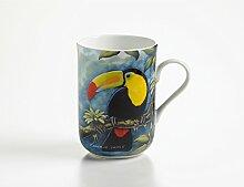 Maxwell & Williams Becher Tukan Birds of the World