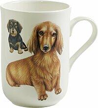 Maxwell & Williams Pets Dackel Hund, Geschenkbox,