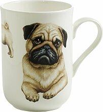 Maxwell & Williams Pets Mops Hund, Geschenkbox,