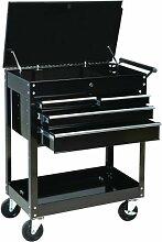 maxworks 40106Vier Schublade Roller Service