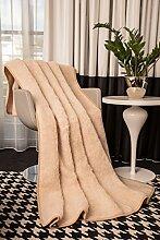 Mayaadi-Home Wolldecke aus Reiner