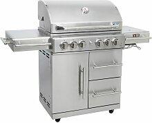 Mayer Barbecue - Gasgrill MGG 442 Master