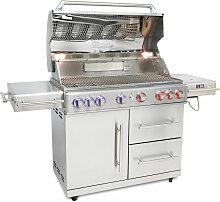 Mayer Barbecue - Gasgrill MGG 462 Master