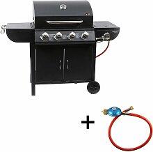 Mayer Barbecue - Gasgrill MGG 541 Basic Grill