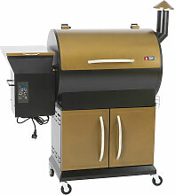 Mayer Barbecue - Pelletgrill Smoker BBQ Grill