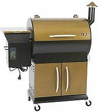 Mayer Barbecue RAUCHA Pellet-Smoker MPS-300 Pro
