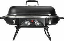 Mayer Barbecue - Tisch-Gasgrill MGG-202 PRO Gas