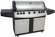 Mayer Barbecue ZUNDA Gasgrill MGG-361 Pro mit
