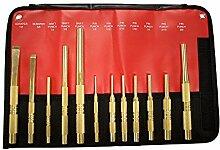 Mayhew Werkzeuge 12Stück Messing Punch &