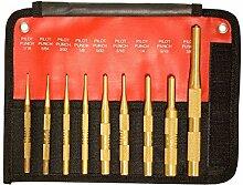 Mayhew Werkzeuge 9Messing Pilot Punch Set, 61367