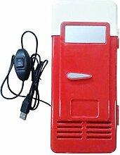 MAyouth Mini USB Kühlschrank Gefrierschrank