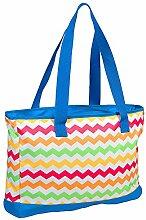 Maypole Bright Summer Bierkühler Picknicktasche