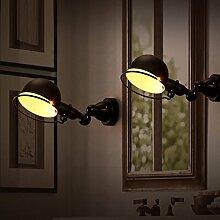 MBLYW Wandlampe Schlafzimmer Wandlampe