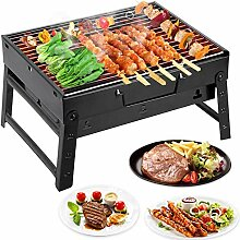 Mbuynow Picknickgrill Kleiner Grill Klappgrill