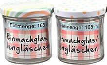 MC Trend 24er Set Einmachgläser