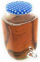 MC Trend 3 Liter Glas Getränkespender für den