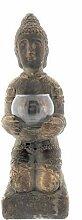 MC Trend Teelichthalter Buddha Windlichthalter