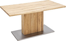 MCA furniture Esstisch Greta, Massivholz mit