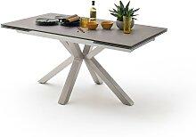 MCA furniture Esstisch Nagano, Glas-Keramik mit