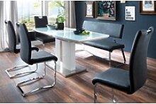 MCA furniture Najuma Säulentisch mit