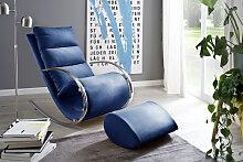MCA furniture Relaxsessel York, mit Hocker,