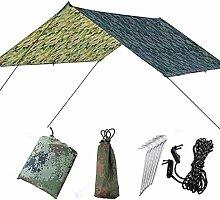 MCGAOJIN Camping Zelt, Sonnenschirm Strand Camping