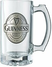 McLaughlin's Irish Shop / Guinness Bierkrug