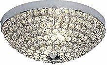 MCLJR LED-Deckenleuchte-Kristallleuchter, moderner
