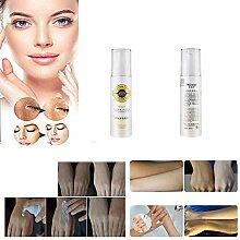 MCLY Hautaufhellungscreme Und Empfindlicher Intim