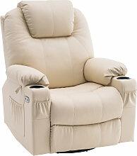 MCombo Elektrisch Relaxsessel Massagesessel 240°