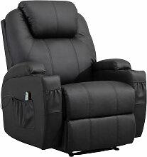 MCombo Massagesessel Fernsehsessel Relaxsessel mit