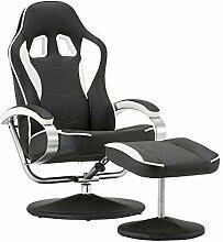 MCombo Relaxsessel Gaming Racing Sessel