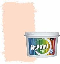 McPaint Bunte Wandfarbe Blütenweiß - 2,5 Liter - Weitere Weiße und Helle Erhältlich - Weitere Größen Verfügbar
