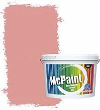 McPaint Bunte Wandfarbe extamatt für Innen Lachs