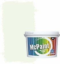McPaint Bunte Wandfarbe extramatt für Innen Hell