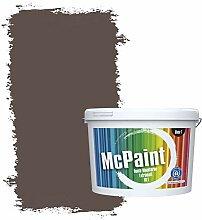 McPaint Bunte Wandfarbe extramatt für Innen