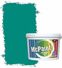 McPaint Bunte Wandfarbe extramatt für Innen Opal