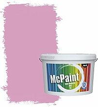 McPaint Bunte Wandfarbe Flamingo - 2,5 Liter -