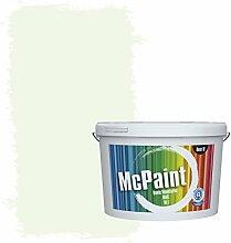 McPaint Bunte Wandfarbe Hell - Minze - 10 Liter -