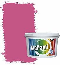 McPaint Bunte Wandfarbe Himbeere-10 Litre