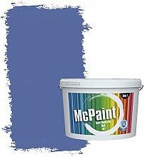 McPaint Bunte Wandfarbe Kornblume - 2,5 Liter -