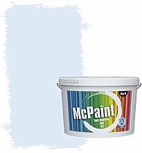 McPaint Bunte Wandfarbe matt für Innen Babyblau