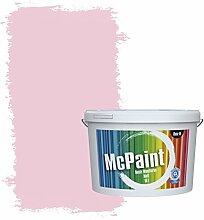 McPaint Bunte Wandfarbe matt für Innen Babyrosa