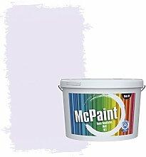 McPaint Bunte Wandfarbe matt für Innen Blasslila