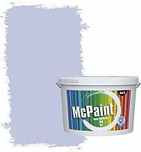 McPaint Bunte Wandfarbe matt für Innen Flieder
