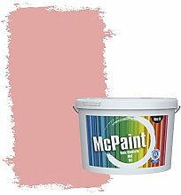 McPaint Bunte Wandfarbe matt für Innen Lotusrosa