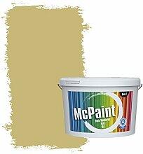 McPaint Bunte Wandfarbe matt für Innen Pesto 5 Liter - Weitere Grüne Farbtöne Erhältlich - Weitere Größen Verfügbar