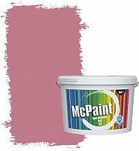 McPaint Bunte Wandfarbe matt für Innen Rosewood